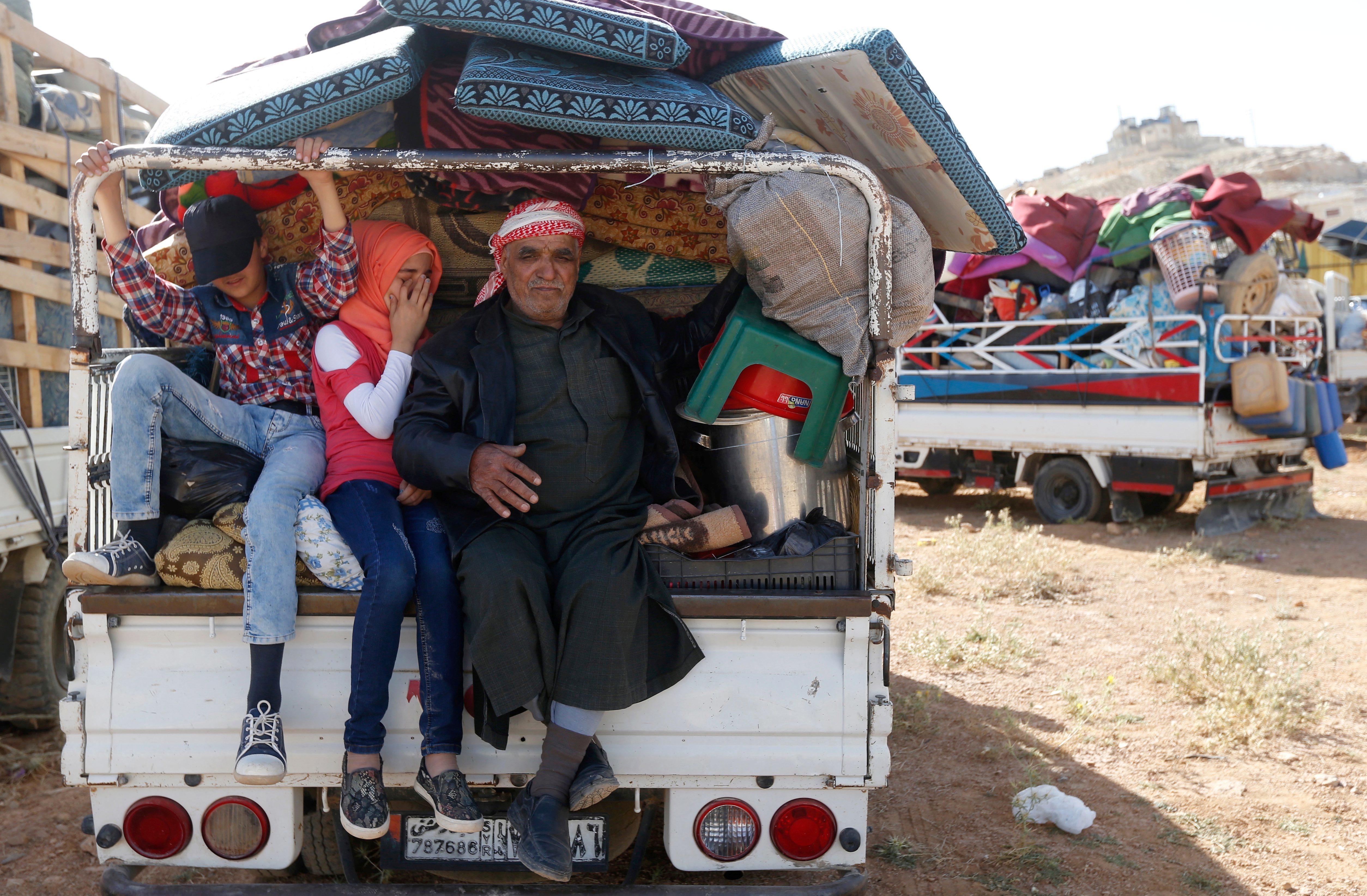 der krieg ist vorbei syrien braucht dich
