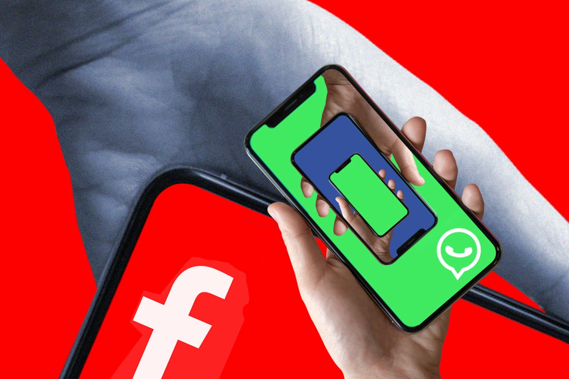 Ausrufezeichen messenger was bei bedeutet das facebook Facebook Messenger